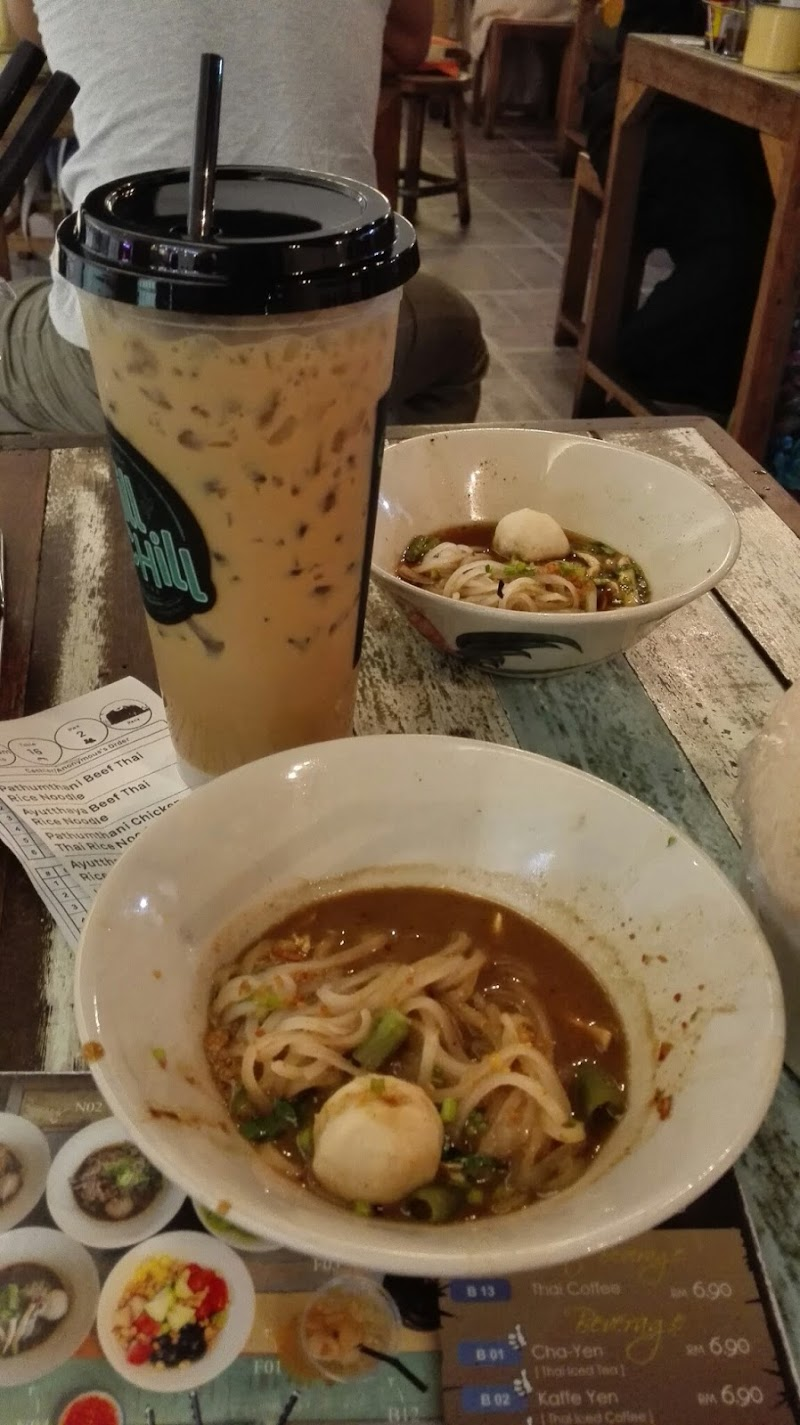 1ST TRY BOAT NOODLE