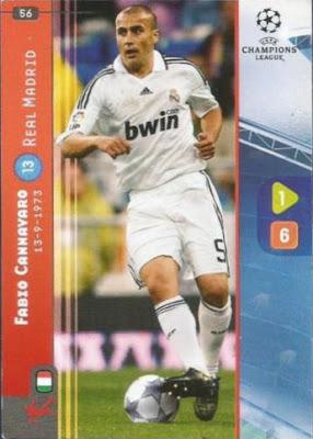 N°030 POLGA # PORTUGAL SPORTING.CP CARD CARTE PANINI CHAMPIONS LEAGUE 2008