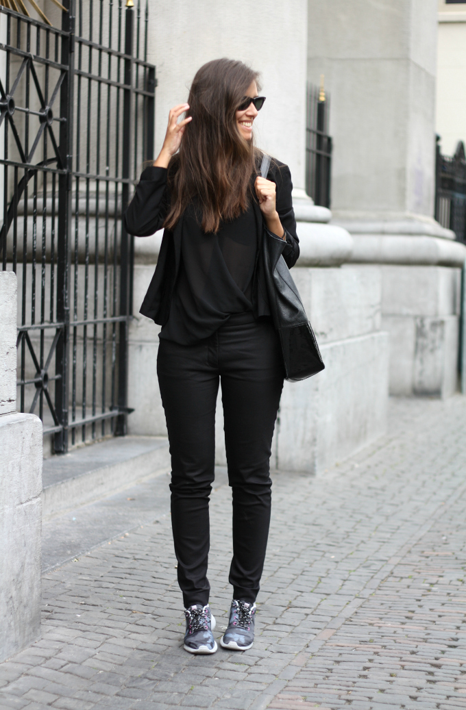 All Black Outfits For Women Casual   www.imgkid.com - The Image Kid Has It!