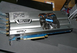 GeForce GTX460 WHDI image gallery