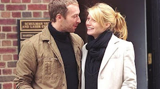Gwyneth Paltrow with Husband