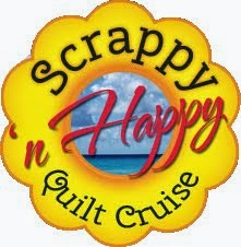 Scrappy N Happy Quilt Cruise