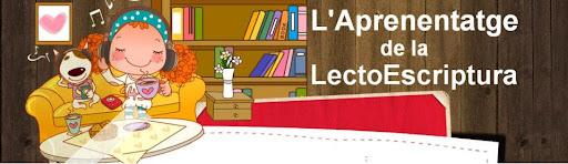 L' APRENENTATGE DE LA LECTOESCRIPTURA