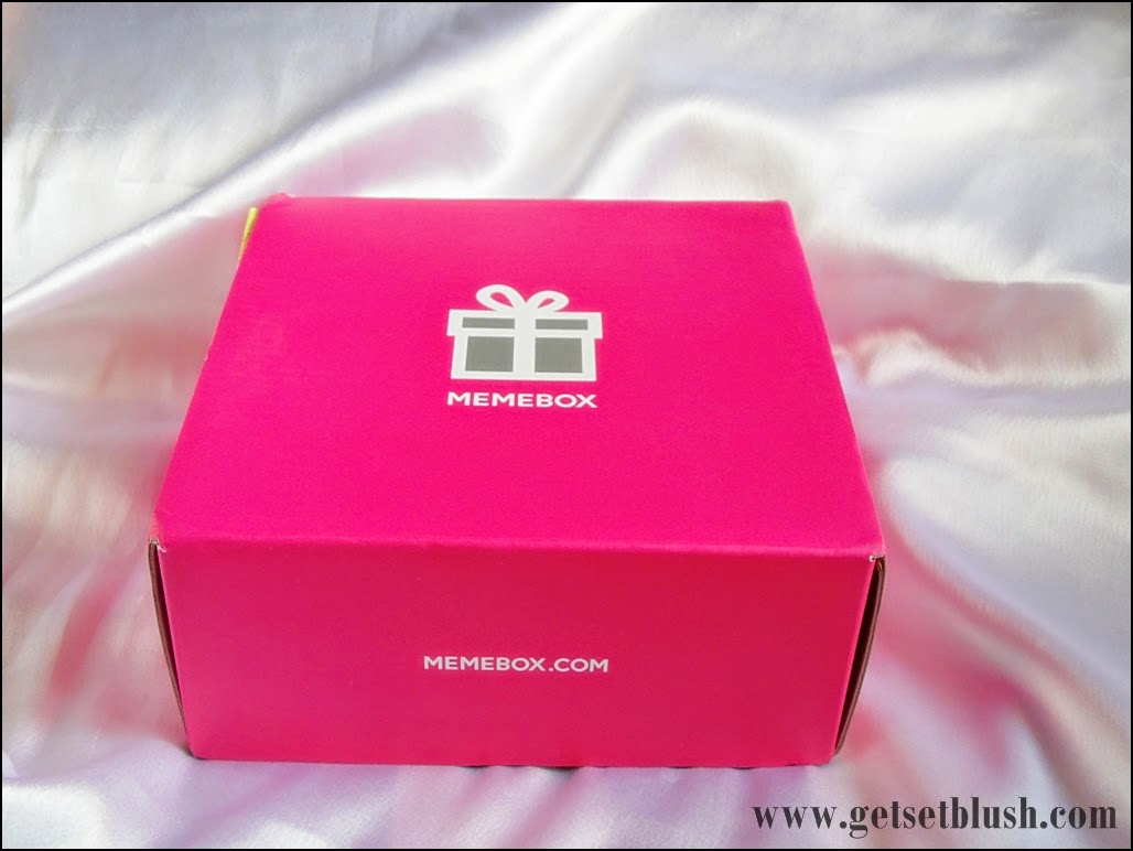 Memebox Scentbox #4 Floral - Unboxing & Mini Reviews