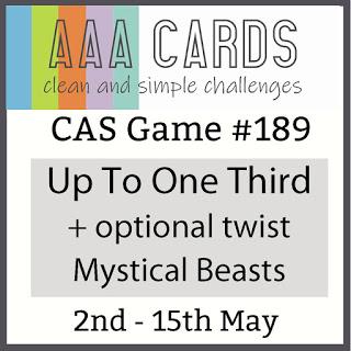 One Third + Mystical Beasts 14/05