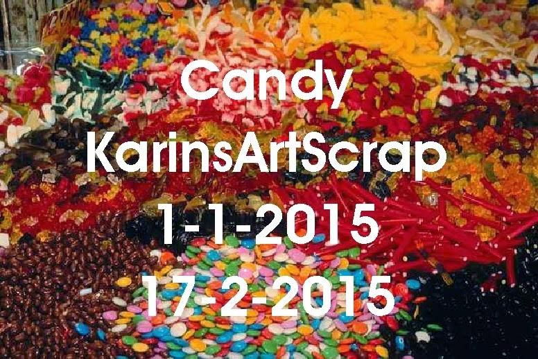 Candy bij Karin tot 17-2-2015
