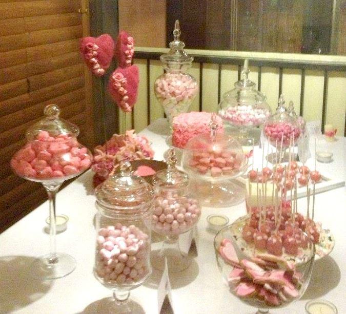 Molto Il Goloso Mondo di Minu': Sweet table in rosa per una piccola  VV49