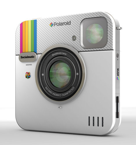polaroid plans to produce the instagram camera by 2014