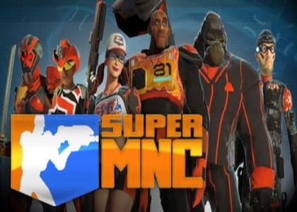 غلاف لعبة الاكشن و الحرب Super MNC اون لاين للكمبيوتر