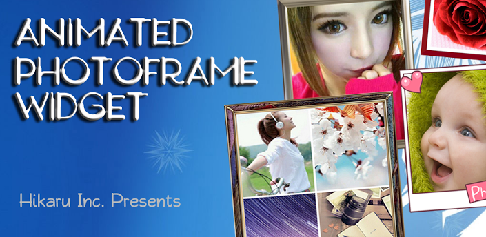 Animated Photo Frame Widget + Apk v5.2.1