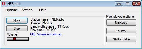 Free Download Radio Stream Player