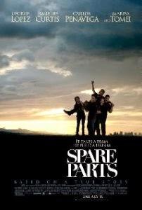 Spare Parts 2015 HDRip Subtitle Indonesia