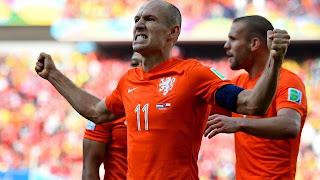 Meksiko Kalahkan Belanda 2-3, Tuntaskan Dendam di Piala Dunia 2014!