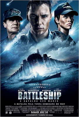 Filme Poster Battleship  A Batalha dos Mares R5 XviD Dual Audio &amp; RMVB Dublado