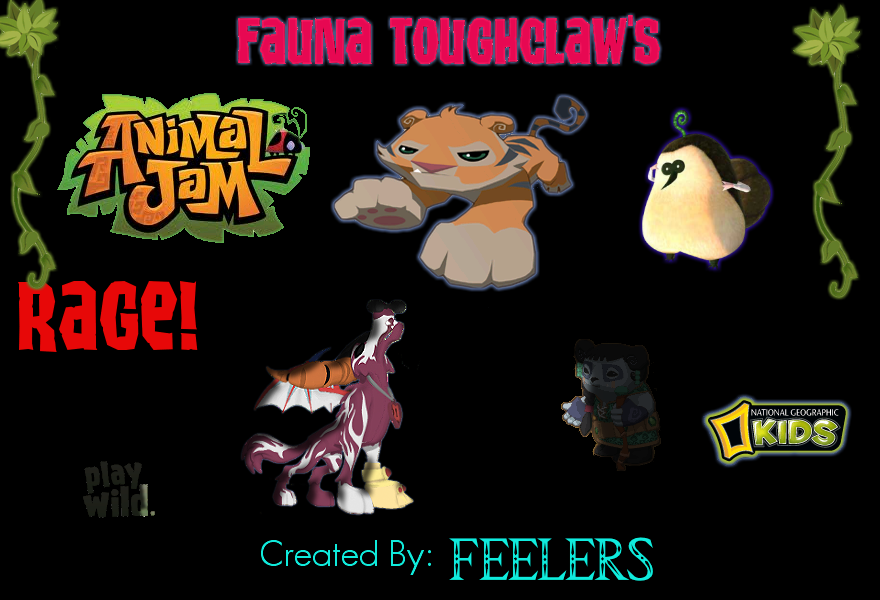 Animal Jam Rage!
