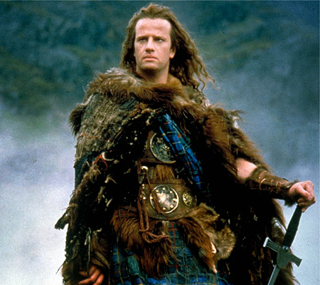 Christopher Lambert, Highlander