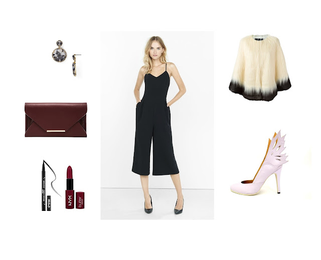 Holiday Outfit Ideas with the Sala Chaussures Titania Pumps