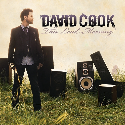 david cook this loud morning photoshoot. David Cook has unveiled the