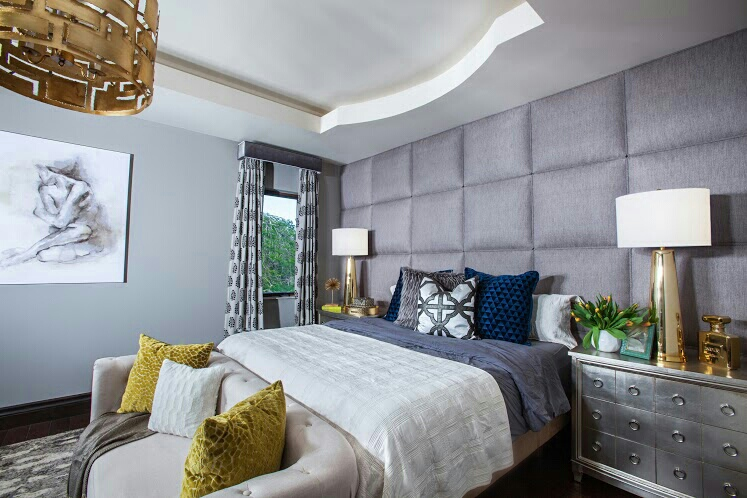 A Luxe Master Bedroom Retreat