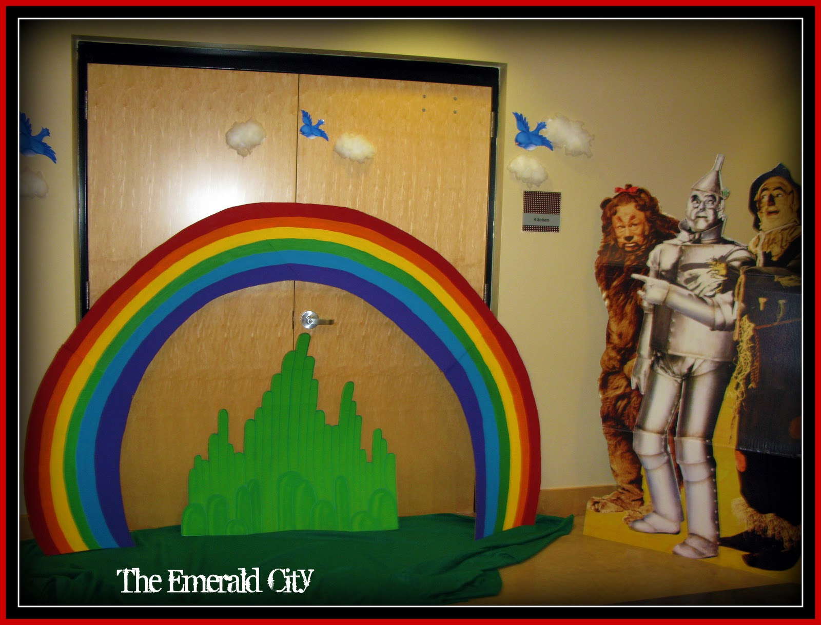 Wizard Of Oz Party Decorations Festive Enchantments Keiras Wizard Of Oz Party