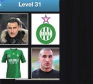 solution quiz de football niveau 31