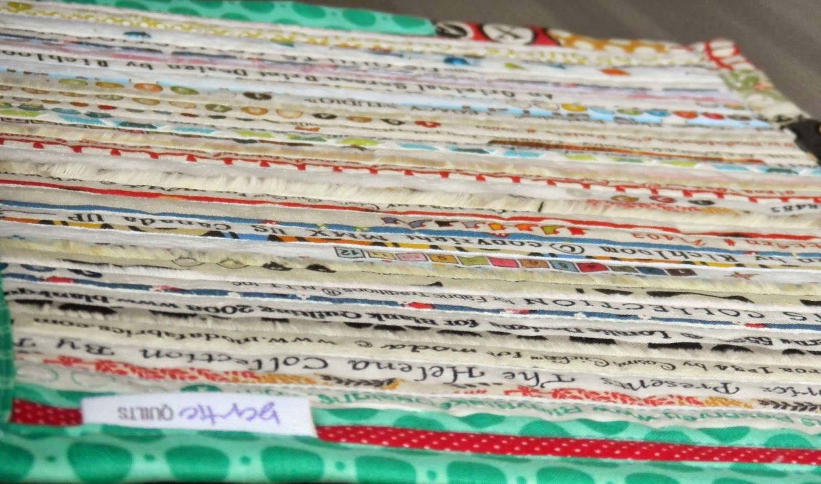 how to attah mats together to make a long mat