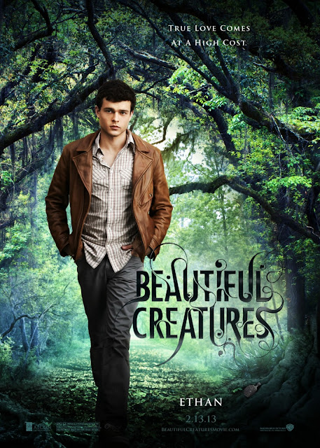 Beautiful Creatures Movie Ethan Poster in HD