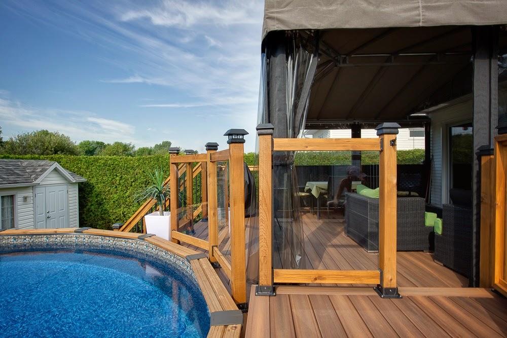 Terrazas construcci n y decoracion de terrazas bonitas for Disenos de terrazas de madera
