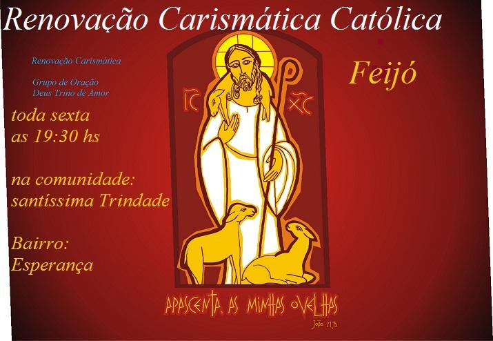 Renovação Carismática Católica de Feijó