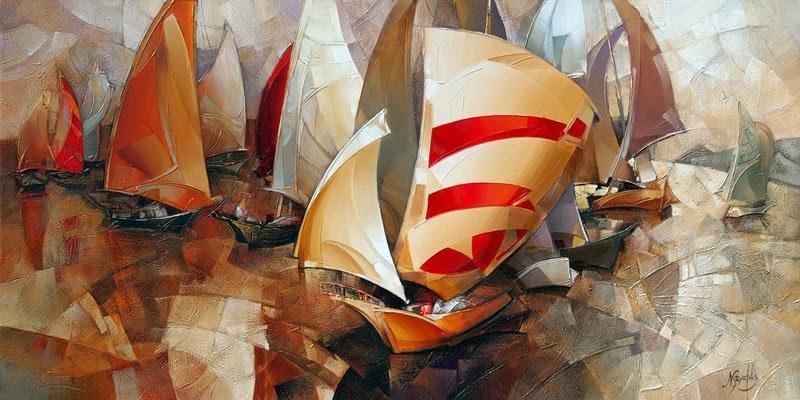 nuncalosabre.Pinturas. Paintings - Nathan Brutsky