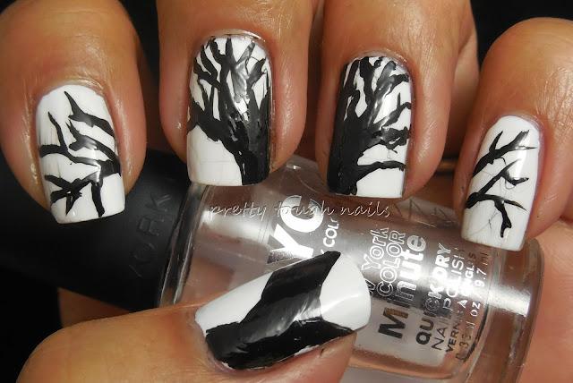 #31DC2013 Black And White - Winter Tree