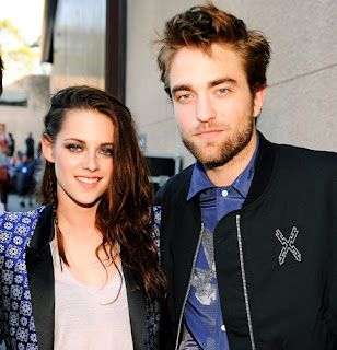 Back in the day...Kristen Stewart and Robert Pattinson