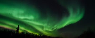 Auroras Canadá 09 de Octubre 2012