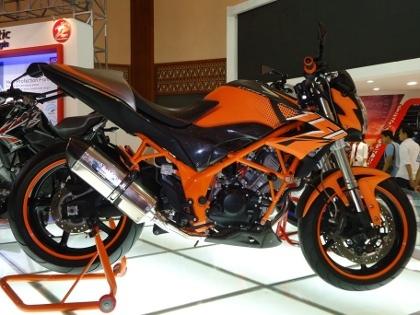 variasi Honda CB150R