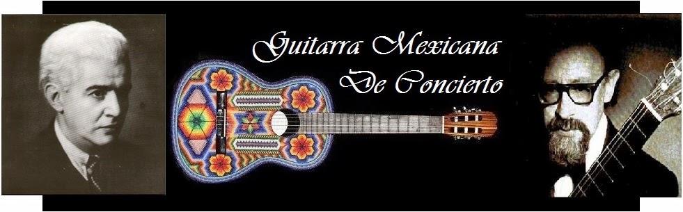 Guitarra Mexicana de Concierto