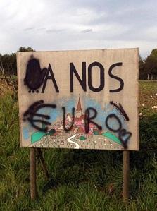 Vandalisme pancarte 2