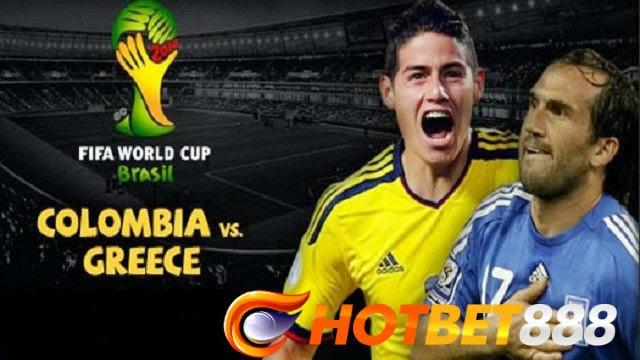 Prediksi Skor Bola Kolombia vs Yunani 14 Juni 2014 Piala Dunia