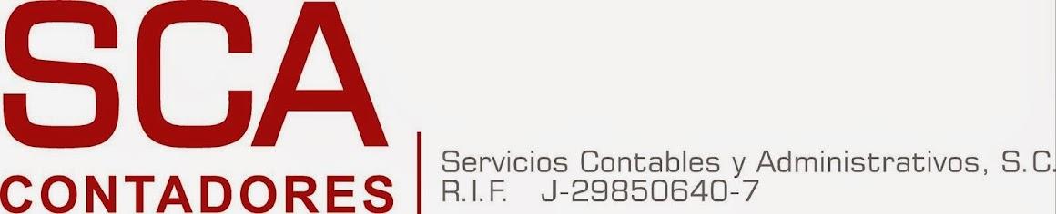 SCA Contadores
