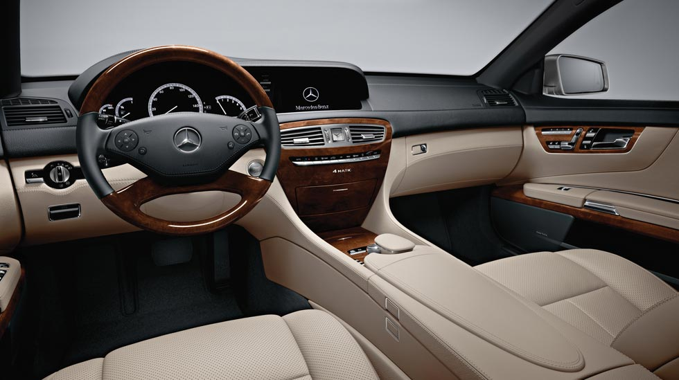 Liam's Cove: Car Review: Mercedes-Benz CL65 AMG on triumph wood, man wood, lotus wood, rolls royce wood, cord wood,