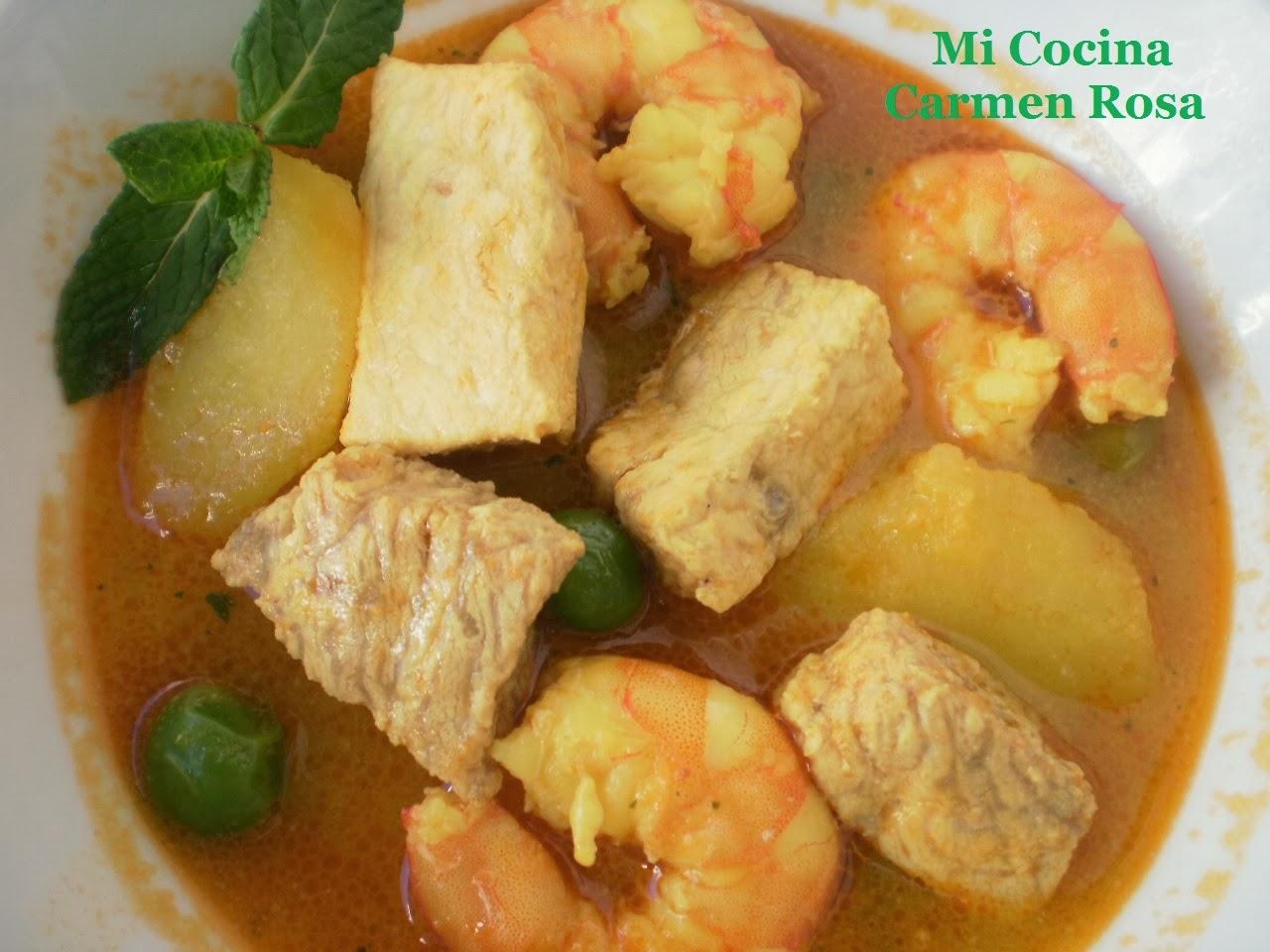 Mi Cocina: SOPA MALAGUEÑA DE \