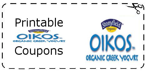 Oikos greek yogurt coupons