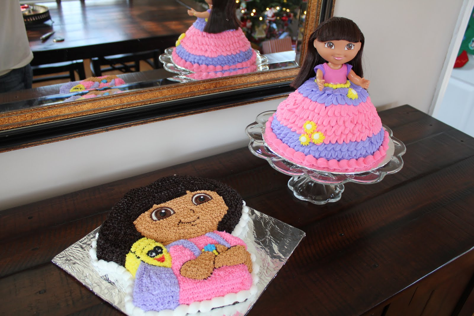 Say It Sweetly A Dora the Explorer Birthday Cake December 15 2011