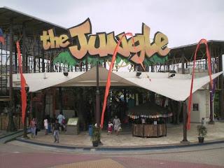 tempat wisata the jungle bogor