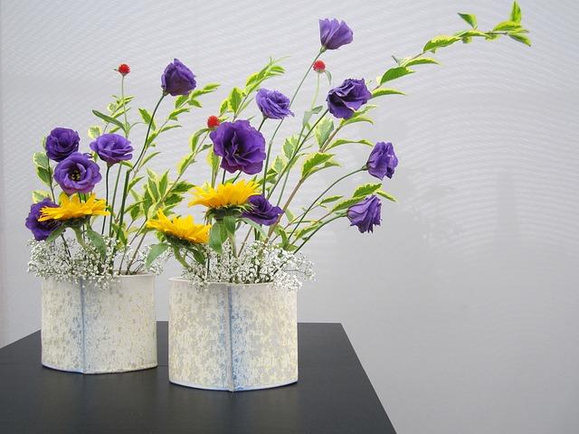 le blog belmon d co donnez du style votre int rieur misez sur la d coration florale. Black Bedroom Furniture Sets. Home Design Ideas