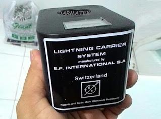 Darmatek Jual E.F. Lightning Counter Stroge - EF Lightning Carrier System Switzerland