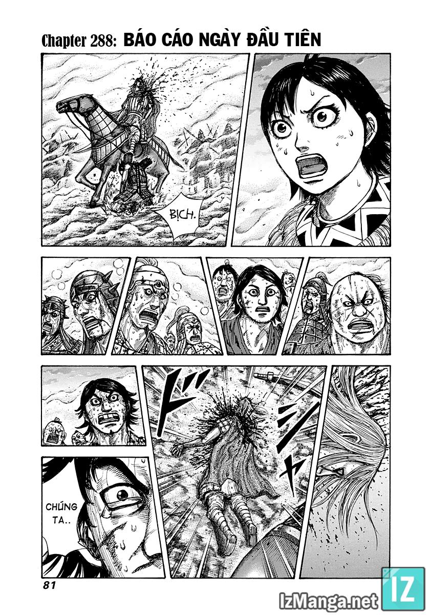 Kingdom – Vương Giả Thiên Hạ (Tổng Hợp) chap 288 page 3 - IZTruyenTranh.com