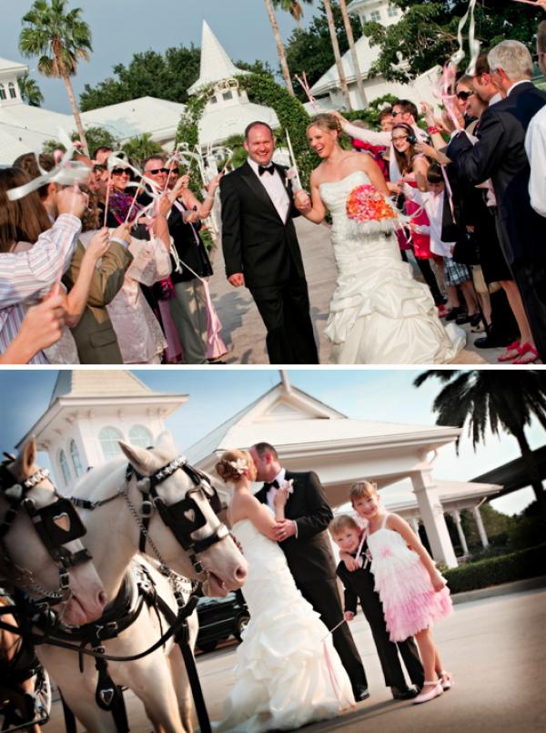 The Disney Wedding Blog Walt Disney World Wedding Sarah Matthew