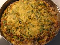 Asparagus and Feta Cheese Frittata