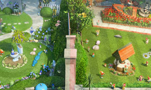 Gnomeo and Juliet  Hidden Objects