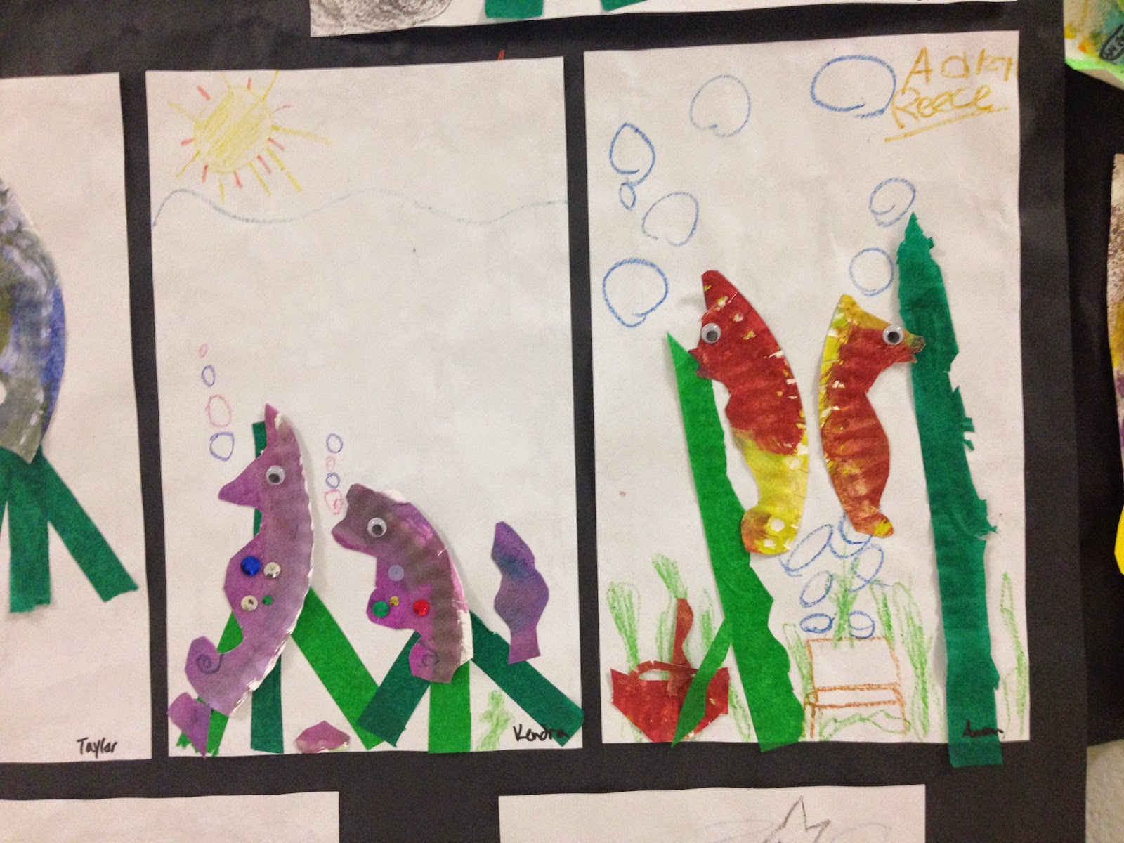 Art from Chaos: Walter Hill's Eric Carle Show - photo#41
